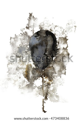 watercolor texture, background