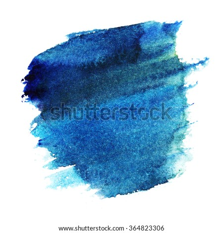Watercolor Wash Background. Abstract watercolor art hand painted background. Watercolor stains. colorful vintage water colour texture. Abstract Bright Watercolor grunge texture - stock photo