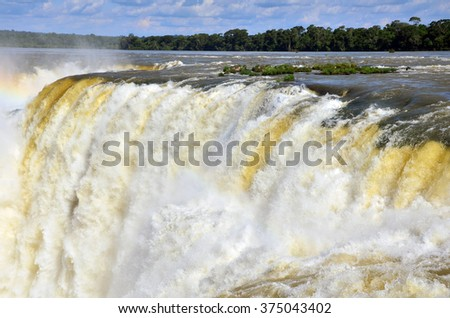 Waterfall Argentina