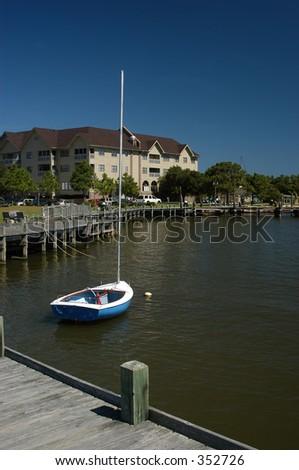 Waterfront - stock photo
