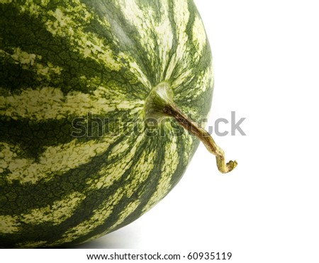 Watermelon closeup