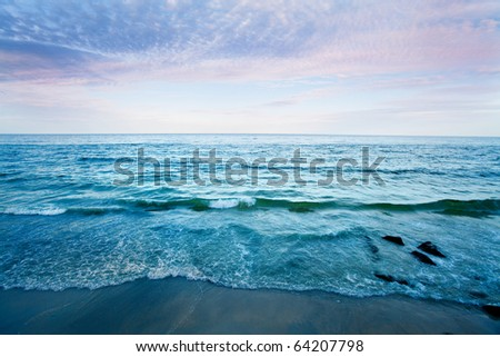 waterscape - stock photo
