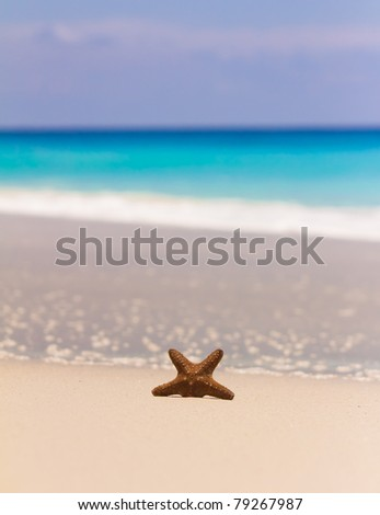 Waves Tide Sea - stock photo