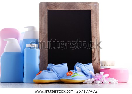 we will have a baby - baby stuff - stock photo