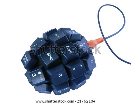 Weapon of the information wars. Hand grenade: information safety and haking