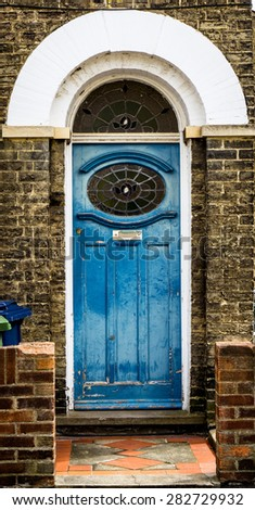 Victorian Front Door Stock Photos Images Amp Pictures