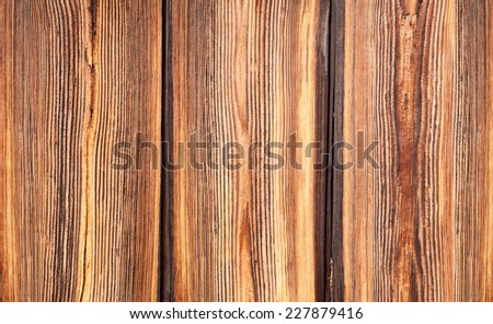 Weathered boards texture abstract, beige old planks surface background in horizontal orientation, digitally altered, nobody.