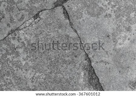 Weathered old dirty concrete background - stock photo