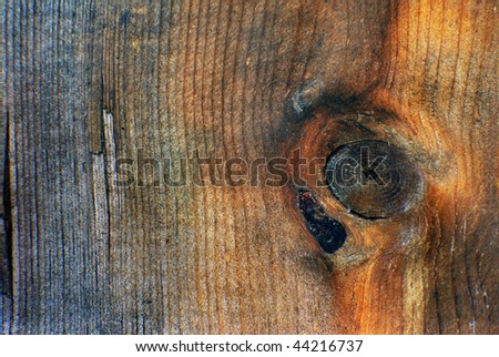 Weathered wood with warm tones for backgrounds