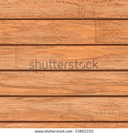Weathered wooden boards texture that tiles seamlessly as a pattern. - stock photo