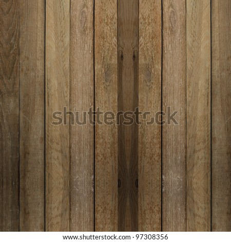 Weathered wooden planks. Abstract backdrop for illustration - stock photo
