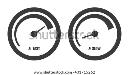 web icon speed of download