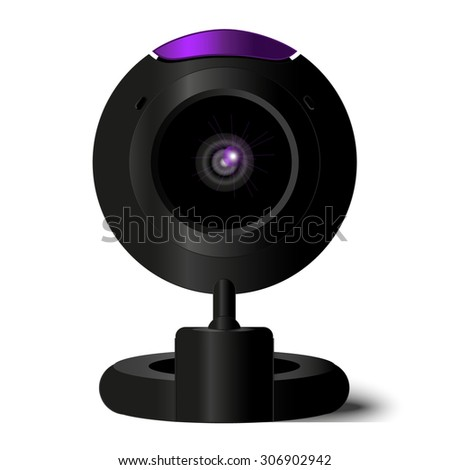 Webcam  black