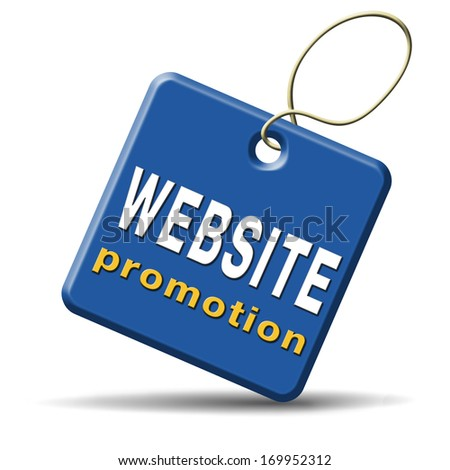 website promotion SEO or search engine optimization for optimal search ranking
