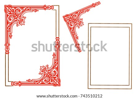 Wedding Album Design Photographer Put Your Stock Illustration ...