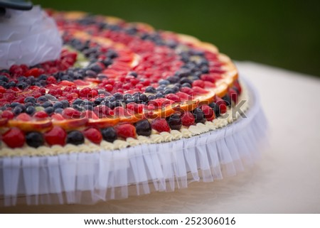 Italian Wedding Cake Stock Images RoyaltyFree Images Vectors