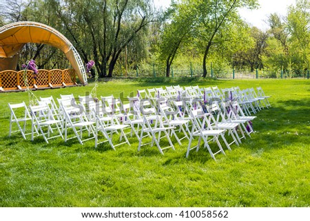 wedding ceremony place