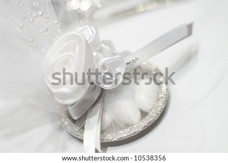 wedding decor, a party favor with candy