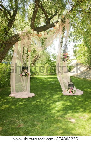 decorative trees for weddings wedding decor decor trees flowers black stock photo 3464