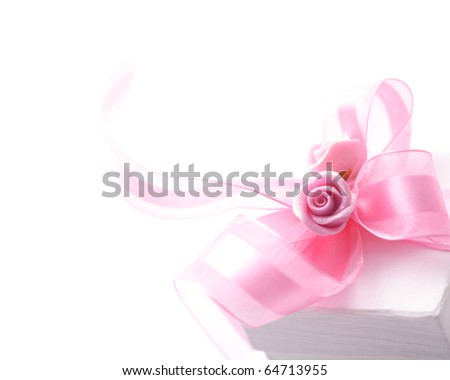 wedding or valentines gift box