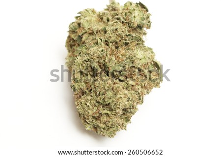 Weed Marijuana Cannabis  - stock photo