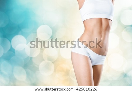 Weight. - stock photo