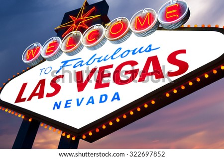 Welcome to Fabulous Las Vegas Neon Sign. Trademarked Logo Removed