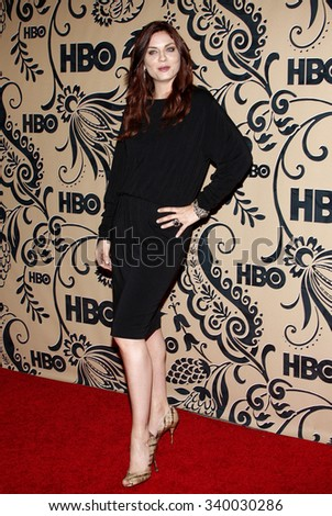 WEST HOLLYWOOD, CALIFORNIA - September 20, 2009. Jodi Lyn O'Keefe at the HBO POST EMMY Party held at the Pacific Design Center, West Hollywood, Los Angeles.   - stock photo