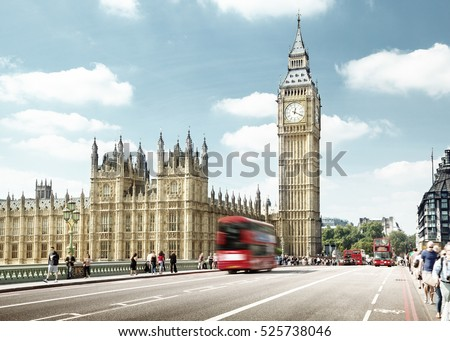 Westminster Bridge, London, UK