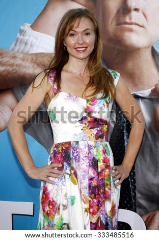 "WESTWOOD, CALIFORNIA - August 1, 2011. Arin Logan at the Los Angeles premiere of ""The Change-Up"" held at the Mann Village Theater, Los Angeles."