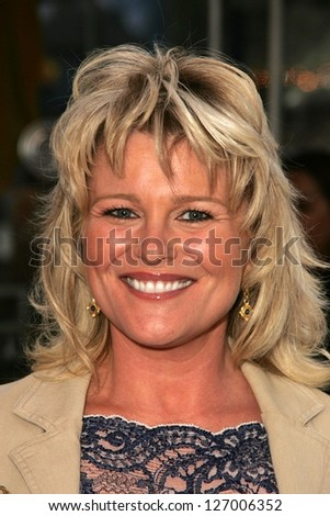 "WESTWOOD - JULY 17: Judi Evans at the premiere of ""Monster House"" at Mann Village Theater July 17, 2006 in Westwood, CA."