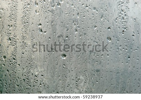 wet background - stock photo