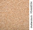 wheat grain milled ground as a background - stock photo