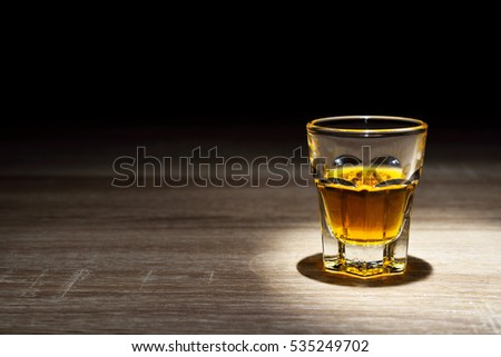 whisky shot drinks, Alcohol shots, Scotch and alcohol, alcoholic drinks, alcohol glasses top view, alcohol glasses of whiskey, alcoholic drink with ice on a glass.
