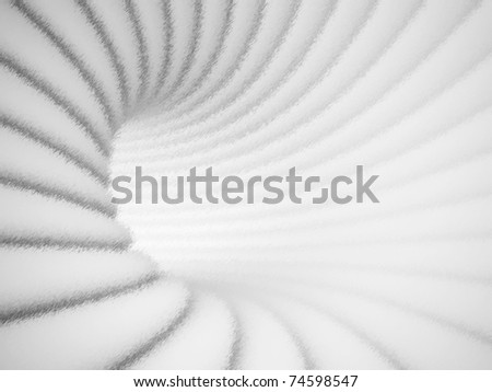 White Abstract Wallpaper - stock photo