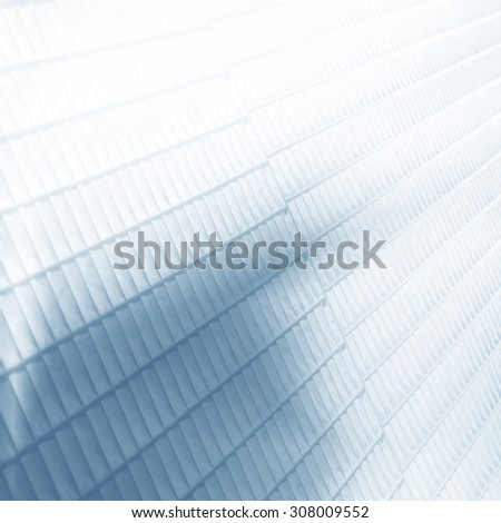 white and blue abstract background perspective grid pattern metal texture