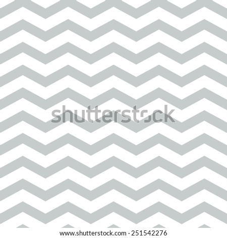 White and Grey Chevron Pattern Chevrons Texture Zig Zag Background - stock photo