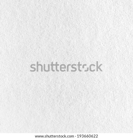 White blank paper sheet surface - stock photo