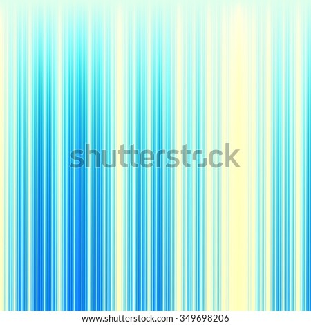 White blue paper background. Vivid cyan shine. Soft winter tone. Plain striped arts. Bright blue texture. Light page coloring. Blank space for text. Aqua colored imagery. Full frame backcloth. - stock photo