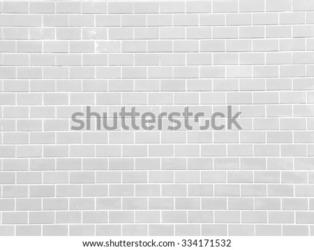 white brick stone cement wallpaper background textured:pure brickwork concrete wall background for home interior,design,decorate or etc:white clean stucco backdrop interior.backgrounds concept. - stock photo