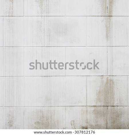 white brick wall texture grunge background