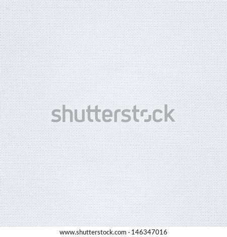 white canvas background or grid pattern linen texture