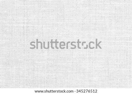 White Canvas Background./ White Canvas Background. - stock photo