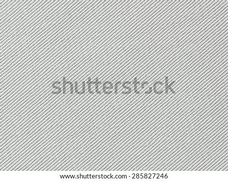 White canvas texture for background - stock photo