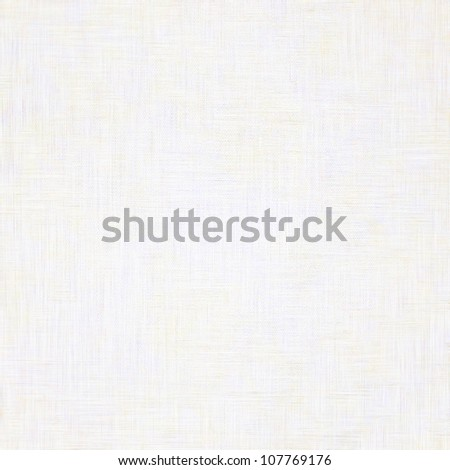 white canvas with delicate grid and spots, may use as grunge background or texture - stock photo