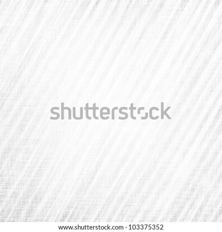 white canvas with stripe - stock photo