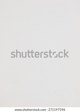 white cement plaster wall background - stock photo