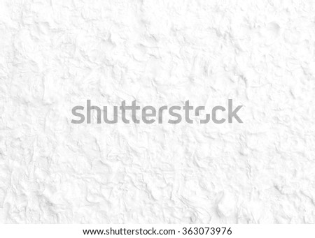 White cement rough texture. concrete floor pattern background. Rock surface old building house gray tone. Empty wall weathered scratched. Exterior construction with aging. Plaster backdrop grey tone.