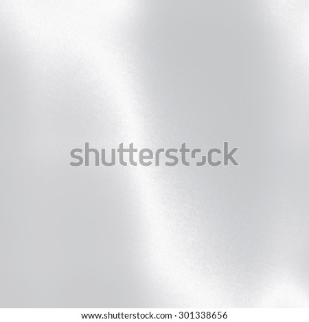 white chrome metal texture background - stock photo