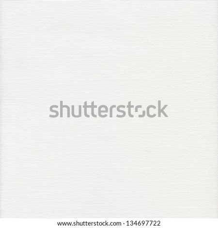 White clean canvas background texture